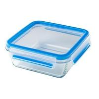 Cheap Glass Food Storage 950 ml Zyliss Fresh GLASS Lunch Container (Square) for sale