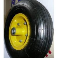 solid rubber wheel from china