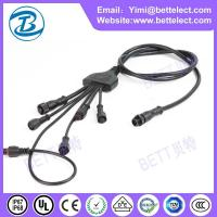 Line 2 core rubber waterproof waterproof plug male female pl Manufactures