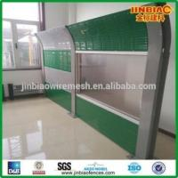 Buy cheap Highway noise barrier/Railway noise barrier/Sound Absorbing Wall from wholesalers