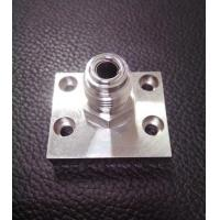 Buy cheap Stainess steel machined part FA0005 from wholesalers