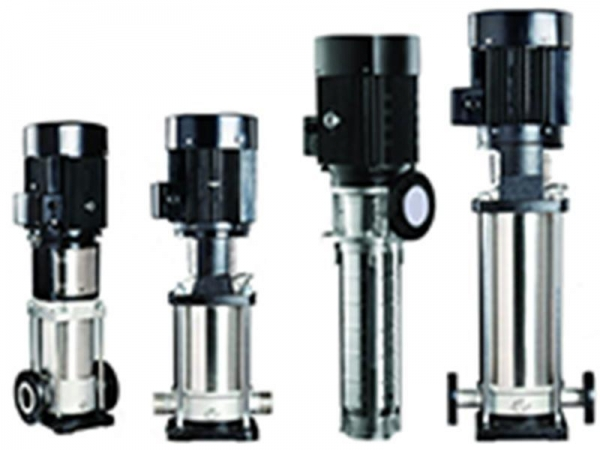 Vertical Multistage Stainless Steel Centrifugal Pump With