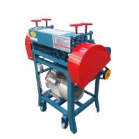 Cheap Dual Channel Six Knives Stripping Machine(add 6 slot) for sale