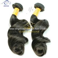 Full cuticle 8A best quality Loose Wave virgin wholesale brazilian hair