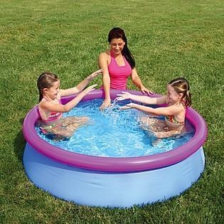 Summer Escapes 12 39 X 36 Quick Set Pool With 600 Gph Pump P21 1236 A With Certificate Of