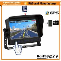 Cheap Car Monitor with GPS 7 Inch Monitor with GPS for sale