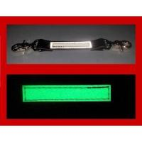 Buy cheap Firefighter Leather Anti Sway Strap - Glow in the Dark AND 3M Silver Reflective from wholesalers
