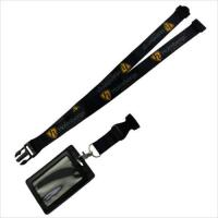China Lanyards Safety lanyard id holder wholesales custom Return on a page on sale