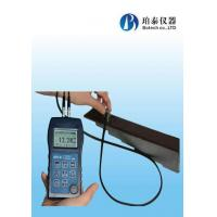 China Thickness gauge Through the BTY-6 coating ultrasonic thickness gauge on sale