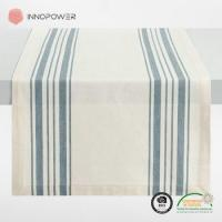 100% cotton machine washable kitchen table runner for Banquet Table Decoration