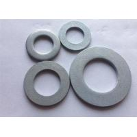 Metric Carbon Steel Flat Washers , Industrial Round Plate Washer DIN 125