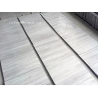 Cheap High quality, white wooden marble, flooring tiles, cheap price, 610*305mm for apartments engineering for sale