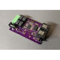 PIC18 Four-Channel DMX Relay Controller