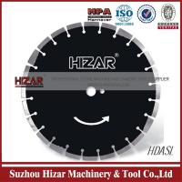 Cheap Laser Welding Diamond Saw Blade for sale
