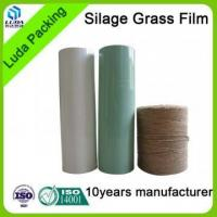 Cheap custom width wrap for round hay bales for sale
