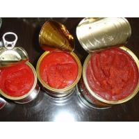 Buy cheap Canned jam Canned Tomato Paste/ Ketchup, KOSHER and HALAL Certificate from wholesalers
