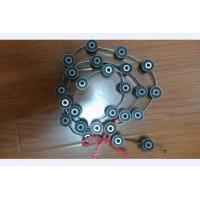 Buy cheap Stainless Handrail Reversing Chain With 24 links/50 Rollers from wholesalers