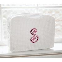 Cheap Zebra Monogram Cosmetic Bag - NEW! for sale