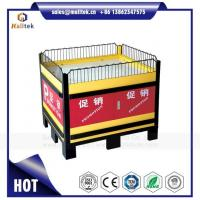 Cheap Retail Supermarket Promotion Display Table for Grocery Store Using Shopping Mall for sale