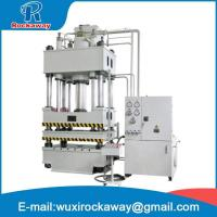 Cheap deep drawing double action hydraulic press for sale