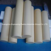 Cheap Guangzhou customized plastic material rods tough hard pvc round plastic bar for sale