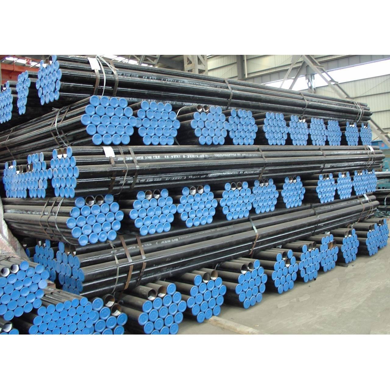 Cheap ASTM A333 Seamless Carbon Steel pipe for sale