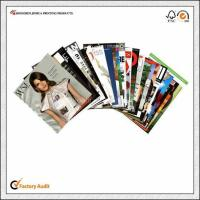 Cheap Cheap Soft Cover Full Color Pamphlet Printing Factory for sale