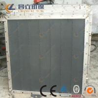 High quality titanium anode for chlor-alkali producing