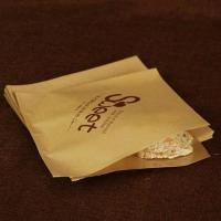 fast food packing paper bag