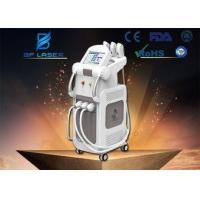 OPT IPL SHR Multifunctional Beauty Machine With 3 Handpiece For Wrinkle Removal