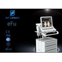 No Pain HIFU Ultherapy Machine For Face Slimming , Ultrasound Facial Machine For Home