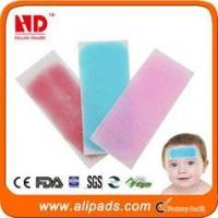 Cheap Physically gel cooling patch for baby and adults Fever reducing for sale