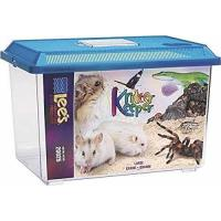Cheap Lee's Kritter Keeper, Large Rectangle with Lid, Colors may Vary for sale