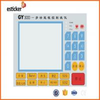 Hospital Medicine Instrument Capacitive Touch Membrane Switch