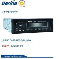 Bus Radio USB Car Audio MP3 Player FM MP3 Transmitter with USB SD Card Slot