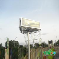 Cheap Scrolling Billboard Item Name:Outdoor Three Sided Billboard for sale