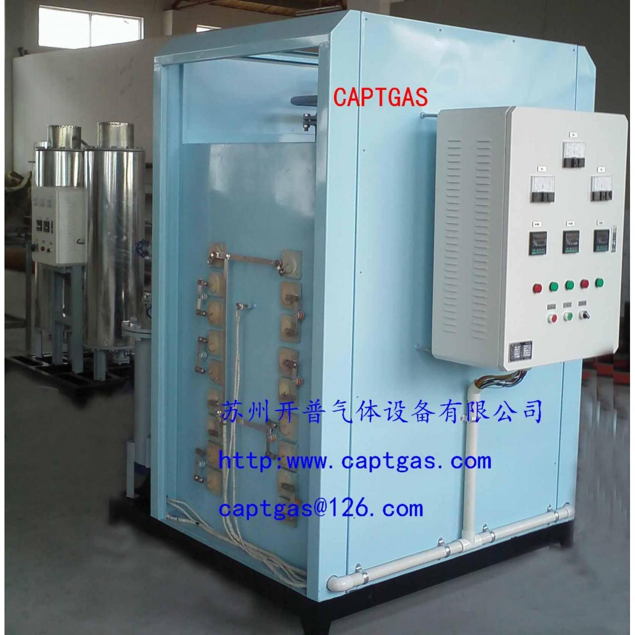 Cheap Ammonia decomposition furnace ENGLISH Ammonia decomposition hydrogen plant for sale