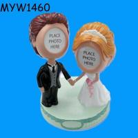 Wedding Gifts Bobble Head Item ID: # 8203
