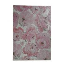 Blooming flower hardcover notebook