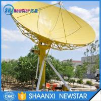 6m C Band Parabolic Receiving Only Vsat Earth Station Antenna