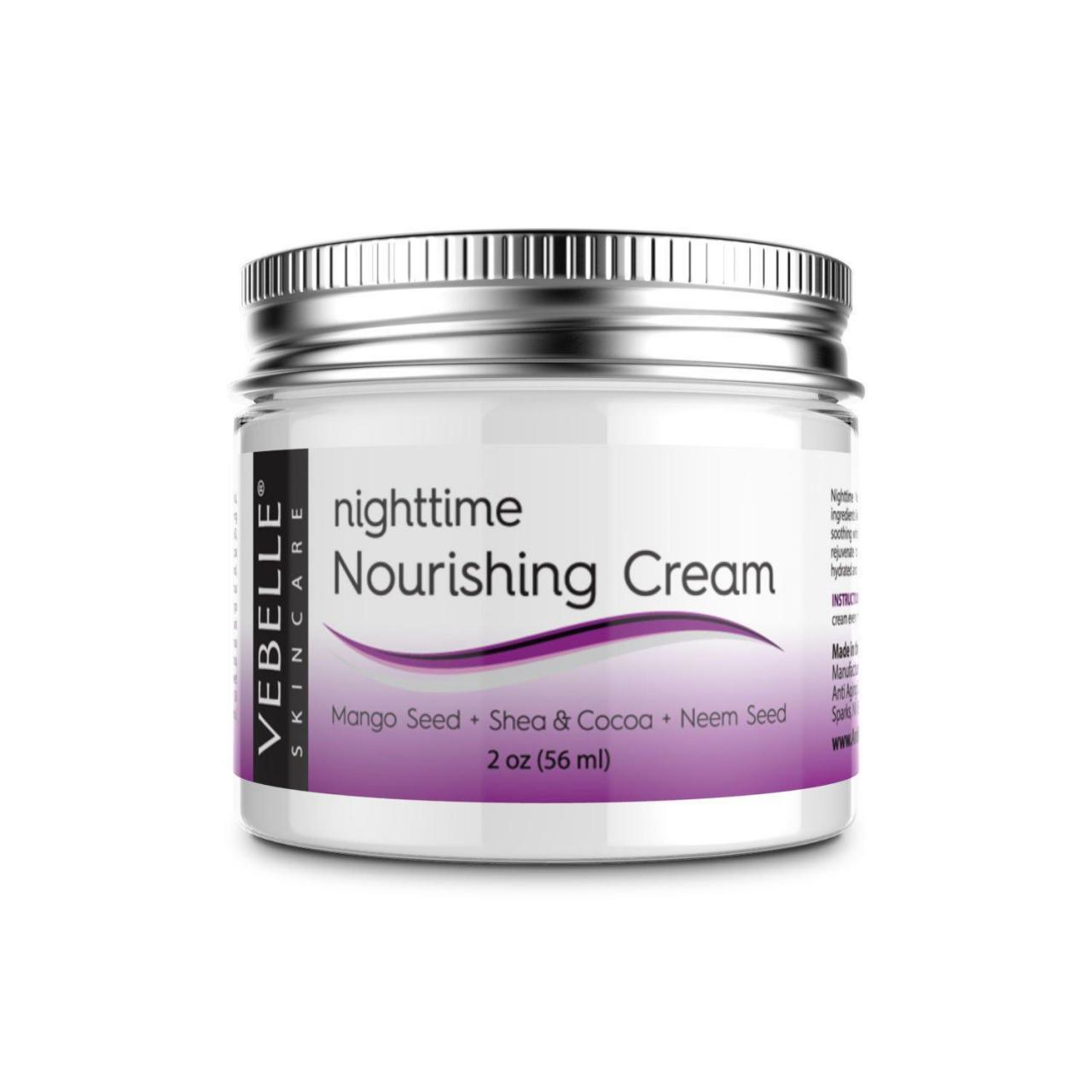 Cheap Nighttime Nourishing Cream - 2 oz for sale