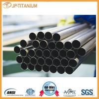 Cheap China for Industrial/Chemical Use, Grade2 ASTM B338, Seamless/Welded Titanium Pipe Tubes for sale