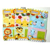 Cheap 3 DESIGNS ANIMAL DIY PAPER TOY for sale