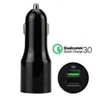 QC3.0+2.4A dual usb charger