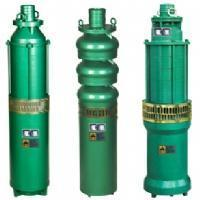 China / KAILI / Water-filled Submersible Pump / QS