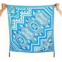 Cheap Womens Cotton Silk Scarves for sale