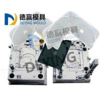Square transparent CD plastic injection box mould