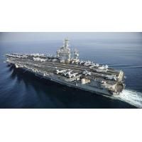 Titanium alloy in the military aspects of aircraft carrier,