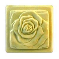 Body Care Supplies Bas Relief Rose Milky Way Soap Mold
