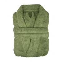 Cheap organic cotton terry towelling bath robe for sale